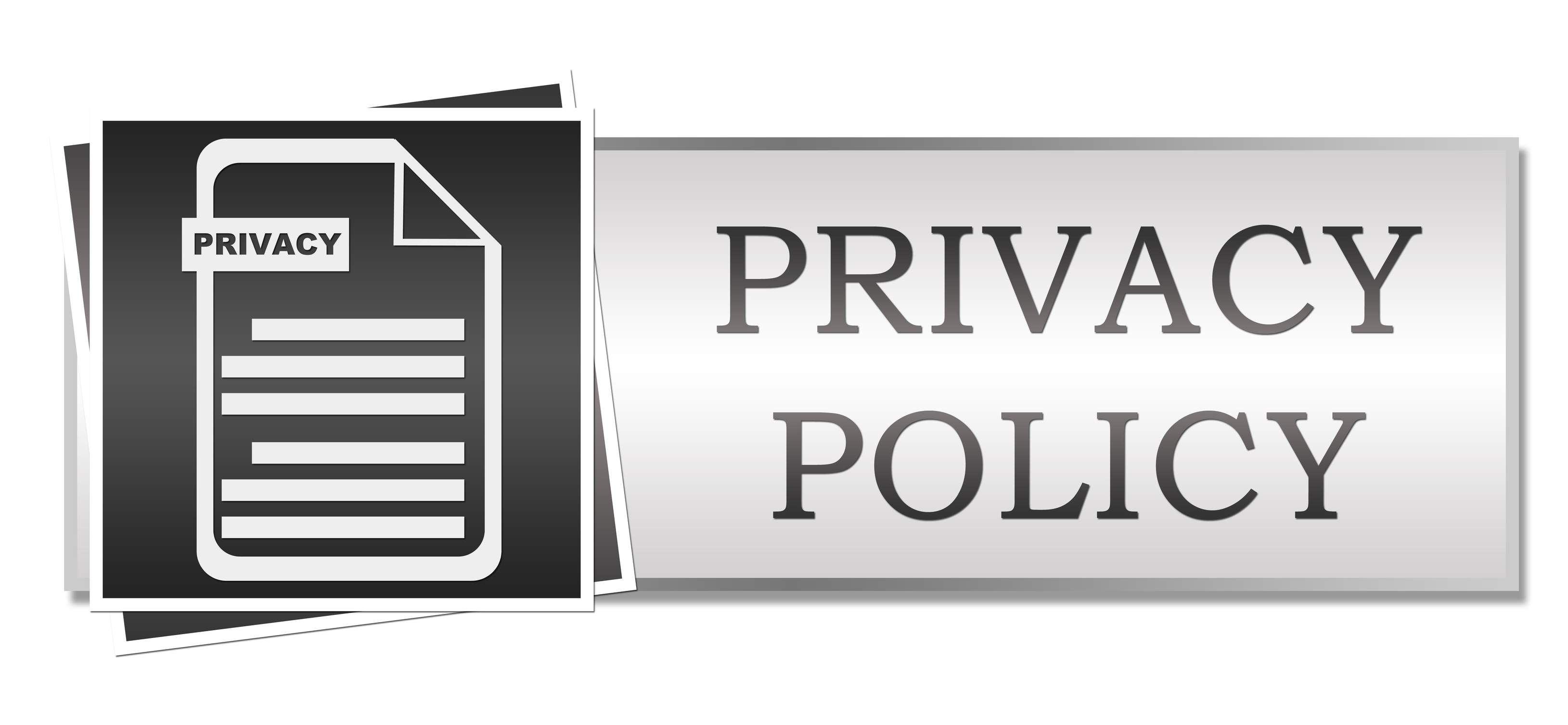 Privacy Policy: Privacy Policy Grey Button Style